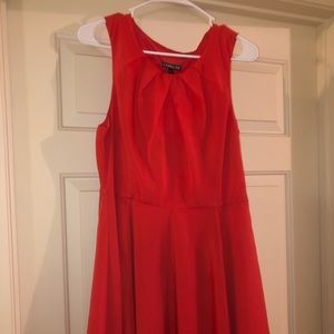 Express Coral Dress. Great condition.